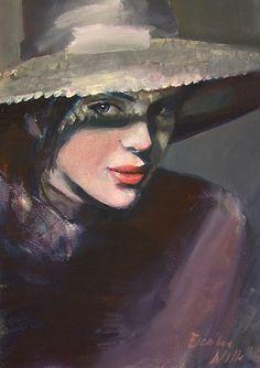 woman-painting-by-emilia-wilk-13.jpg (452×640)