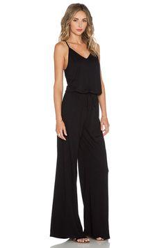 Lanston Cami Jumpsuit in Black | REVOLVE