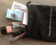 Blush Mystery Beauty Box October 2013 Review
