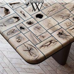 "©Raphael Navot ""Wood Table"""