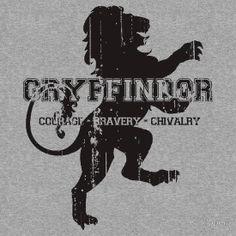 I am a Gryffindor 🦁