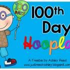 Please enjoy this 100th day packet as my gift to you for surviving your first 100 days in school. :)  It includes several no prep, ready to use act...