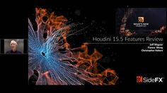 Webinar: New Features in Houdini 15.5 on Vimeo