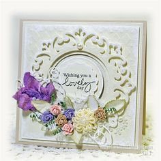 A Lovely Day Card