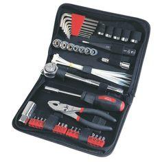 Apollo Precision Tools 56 Piece Auto Tool Kit in Zippered Case New #Apollo