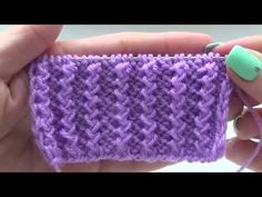 New Knitting Needles Weaving Ideas Knitting Help, Easy Knitting, Knitting Stitches, Knitting Socks, Knitted Hats, Knitting Needles, Crochet Designs, Knitting Designs, Knitting Patterns Free