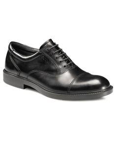 Ecco Shoes, Atlanta Cap Toe Oxfords - Mens Ecco - Macy's $170