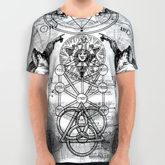 Aurum All Over Print Shirt by DIVIDUS | Society6