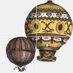 Ceramiche artistiche e piastrelle ceramica Design Piero Fornasetti Macchine volanti 1