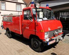 Alle Größen | Hanomag Typ D 142 L Feuerwehr 1968 | Flickr - Fotosharing!