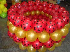 Nana decoração de balões