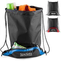 Promotional Coliseum Drawstring Pack | Customized Coliseum Drawstring Pack | Promotional Drawstring Bags
