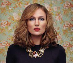 Model: Modern Glamour