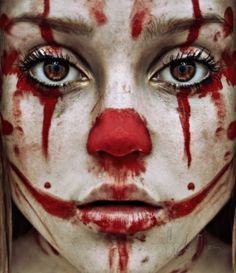 i hate clowns!!!! but i love this!! ....umm