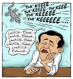 Mice Cartoon, Rakyat Merdeka - Februari 2015: BIngung