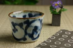 Arita Soba-Choku (dip sauce cup for Soba noodle) : now in universal use.