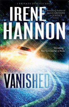 Irene Hannon - Vanished / #awordfromJoJo #CleanRomance #ChristianFiction #IreneHannon