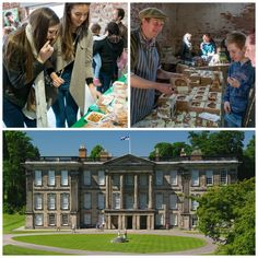 This weekend @NTCalkeAbbey come see us. Plus @greatfooddrink hosting celeb chefs Gregg Wallace John Torode & Dean Edwards #foodie #whisky
