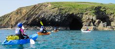 Pembrokeshire Kayaking Wales | TYF | Good For Life