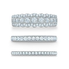 Love these beautiful bands by Vera Wang!