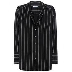 May Striped Silk Shirt ♦ Equipment : mytheresa
