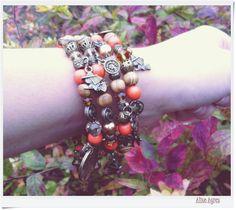 Bracelet à mémoire de formes - Hocus Pocus : Bracelet par alice-ayres