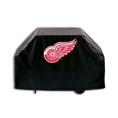 Detroit Red Wings Grill Cover