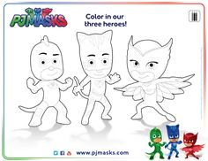 #pjmask #coloringsheet #disneyjunior