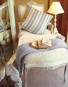 Brabourne Farm: Bergere Chairs