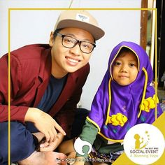 """""""⏬ ONE STEP CLOSER TO BRING BACK THEIR HAPPINESS  May 29th is the first Visiting Day of The 2017 BNEC Social Event. We have visited 3 children suffering from cancer at Batu Ampar, East Jakarta. During the visitations to the houses, we had learned that the condition of each child is different. The uncertainty of their condition has caused them to always be under their parent's surveillance.  Before the activity started, several parents told the team that the children were once cheerful. But…"""