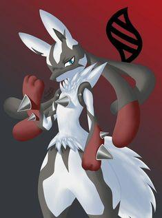 Mega Lucario, Lucario Pokemon, First Pokemon, Pokemon Comics, All Pokemon, Pokemon Fan Art, Pokemon Fusion, Cute Pokemon, Best Pokemon Ever