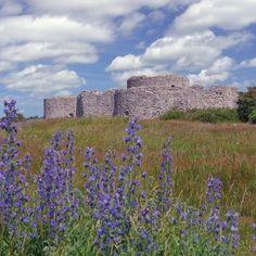 Camber Castle.