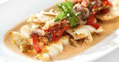 Πεντανόστιμες συνταγές για Σουπιά στο εξειδικευμένο βιβλίο συνταγών για ψάρια και θαλασσινά, από την ομάδα του Lovefish!