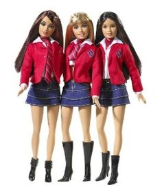 RBD Barbies I need to finish my collection!!