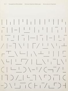 Minimal magazine cover from 1966, issue 1.