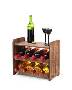 Regał na wino RW-16-8P Wine Rack, Storage, Furniture, Home Decor, Woody Woodpecker, Wood, Purse Storage, Decoration Home, Room Decor