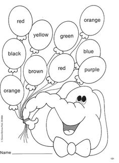 learning activities for toddlers English Lessons For Kids, English Worksheets For Kids, Kids English, English Activities, Preschool Learning Activities, Preschool Worksheets, Teaching Kids, Kindergarten Learning, Free Worksheets
