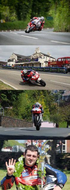 Michael Dunlop CBR 1000