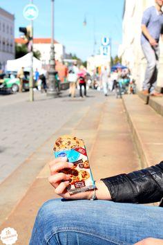 Mmmh...! Bitte mehr von den leckeren Cookies! #LifeIsSweet #SweetOnStreets #Bahlsen #München