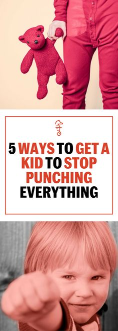 Worried about having a violent kid? Here are the best parenting tips and parenting advice about dealing with punching.