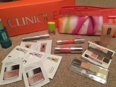 Clinique Spring Into Colour And More! All New/ Free Shipping! #Clinique