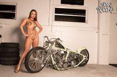 Biker Babe Wednesdays @ HRP