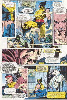 Wolverine #51 by Andy Kubert