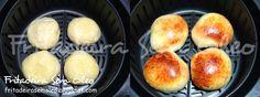 Pão de Batata na AirFryer | Fritadeira sem Óleo - AirFryer