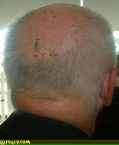 Lawnmower Head