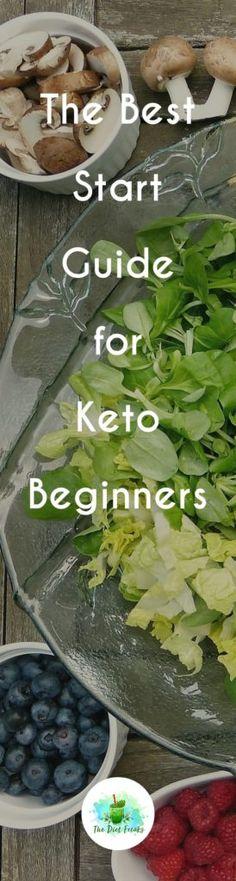 The Best Start Guide For Keto Beginners | The Diet Freaks