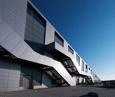 Quartier Generale NATO JFC Naples  Lago Patria, Giugliano, Napoli  Interplan 2 Architects, Camillo Gubitosi, Alessandro Gubitosi