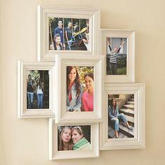 I love the White Vintage Collage Frames on pbteen.com
