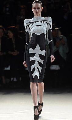 Paris Fashion Week - Thierry Mugler Autumn Winter 2012