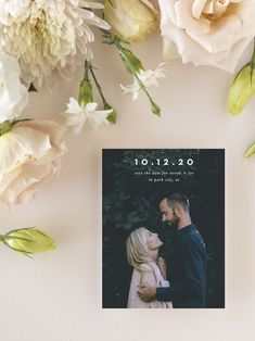 Forest Watercolor Photo Wedding Save the Date Cards Modern Save The Dates, Rustic Save The Dates, Save The Date Photos, Save The Date Cards, Luxury Wedding Invitations, Elegant Invitations, Wedding Stationary, Wedding Pins, Wedding Trends